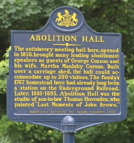 Abolition Hall Deserves Better